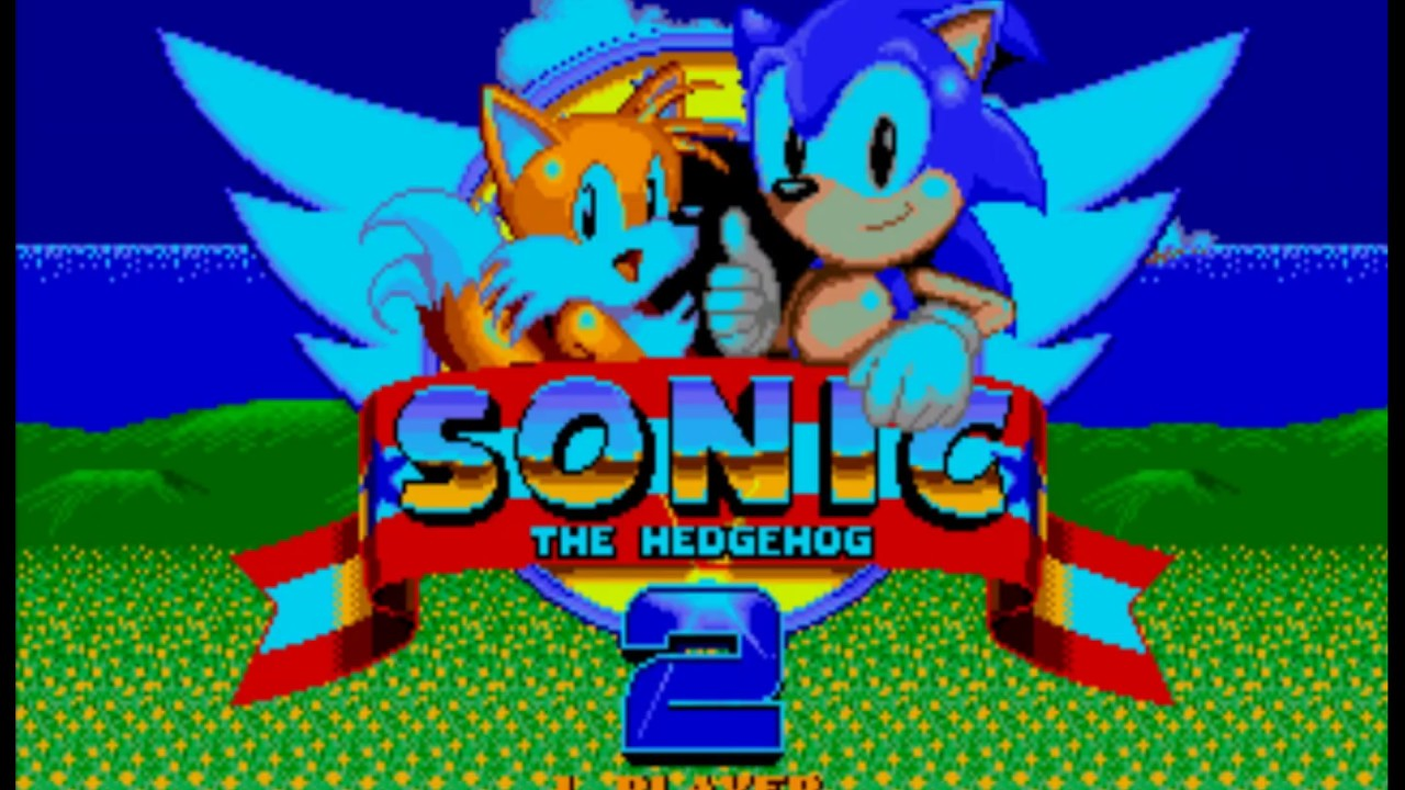 Sonic The Hedgehog 2 Sep 14 1992 Prototype Hidden Palace