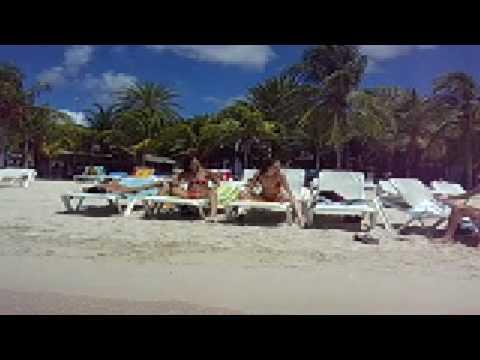 Netherlans Antilles - Mambo Beach