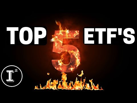 TOP 5 ETF's FOR BEGINNING INVESTORS 📈 S&P 500 PASSIVE STRATEGY