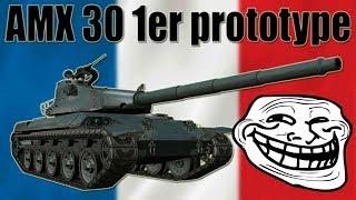 Pokaż co potrafisz #1399 ► AMX 30 1er prototype wymiata :)