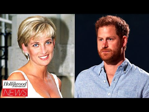 Prince Harry Reveals He Turned to Drugs & Alcohol to Cope With Princess Diana's Death