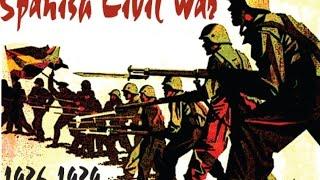 Испанский мятеж 1936 Кратко
