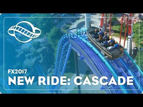 Cascade - Planet Coaster - ESRB E