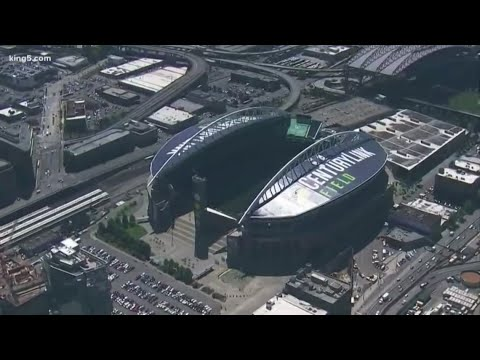 Army To Build Field Hospital At Seattle's CenturyLink Field Event Center
