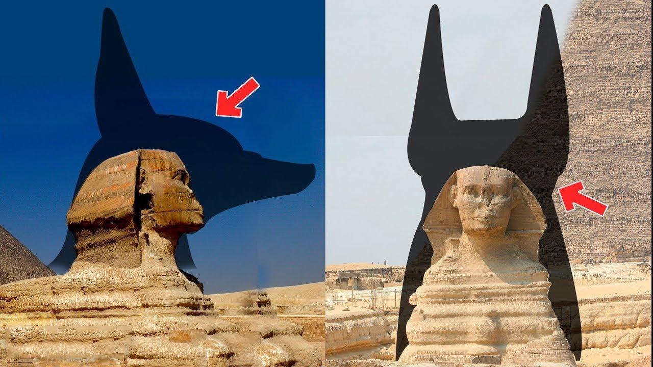 أسرار تمثال أبو الهول في مصر تم كشفها أخيراً !!