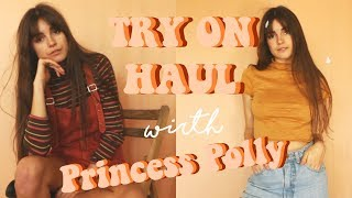 TRY ON HAUL|| Princess Polly