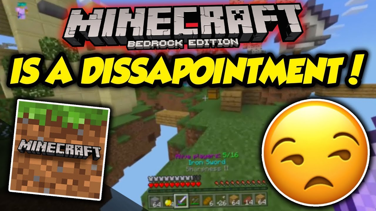 Minecraft Bedrock Edition Disconnected From Server - Luisa ...