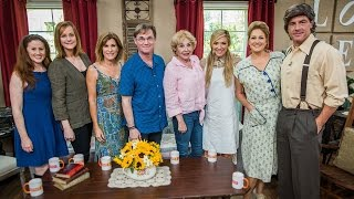a walk down memory lane with the cast of the waltons