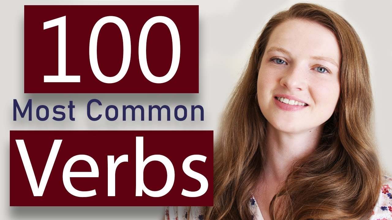 Download 100 Most Common Verbs in English (Present, Past, Participle)
