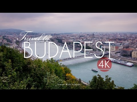 Travel to Budapest, Hungary in 4K