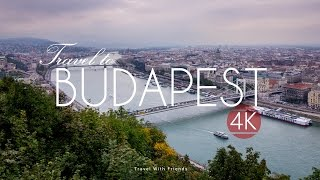 Travel to Budapest, Hungary [4K](A short stay in this beautiful Hungarian city where Buda and Pest lie on the banks of the Danube River. Watch in 4K! Music: A Great Day by Music For Your ..., 2015-10-14T13:22:30.000Z)
