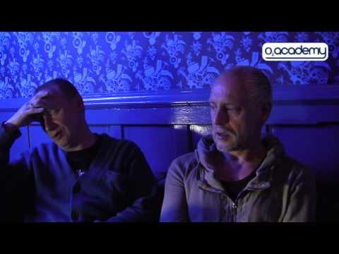 Orbital Interview - Contacting Kate Bush