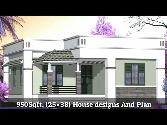 25×38 House Plan || 25×38 ?? ?? ????? || Home Designs || Front elevation