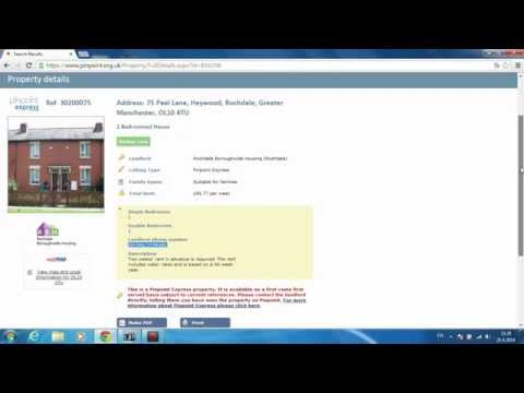 How To Get Council House In 6 Weeks In Manchester UK