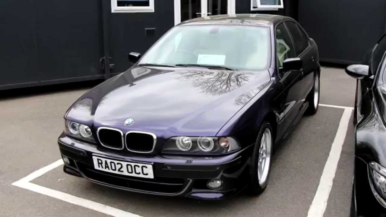 2002 bmw 530i sport e39 hexagon moderns youtube. Black Bedroom Furniture Sets. Home Design Ideas