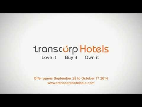 Transcorp Hotels IPO