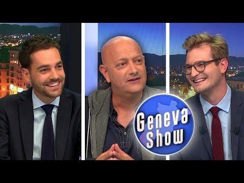 """""""Geneva Show"""" avec Joseph Gorgoni (Léman Bleu TV) [31.08.18]"""