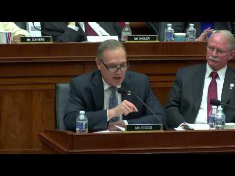 Biggs-Gaetz Amendment to Investigate Hillary Clinton's Emails