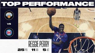 Reggie Perry Scores 25 PTS (Feb. 17)