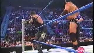 WWE Smackdown 2003 The Undertaker vs Chuck Palumbo - Español Latino