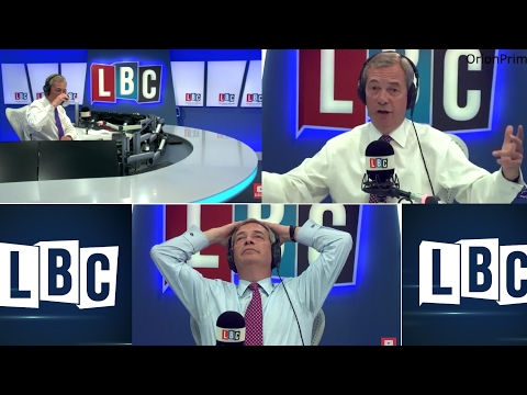 The Nigel Farage Show: Weekly Catch up 18th/20th April.