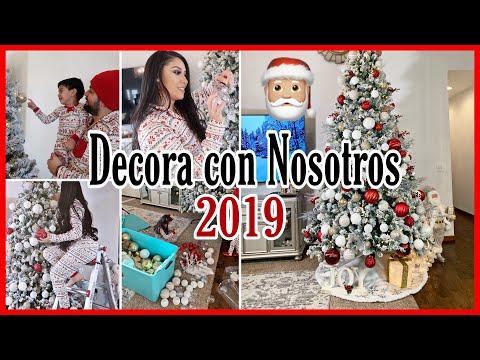 DECORA CON NOSOTROS NUESTRO ARBOL DE NAVIDAD 2019 😍