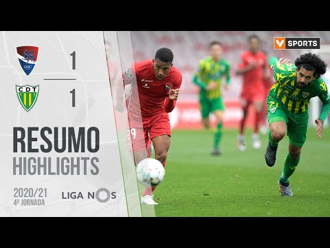 Gil Vicente Tondela Goals And Highlights