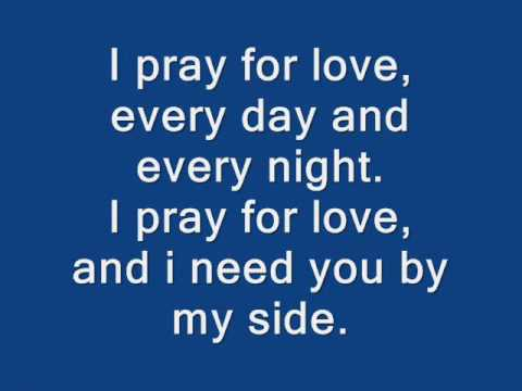 Afromental - Pray for love with lyrics.