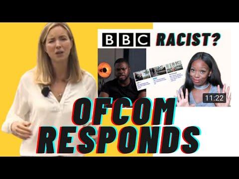 Ofcom RESPONDS To BBC Presenter Using The N Word