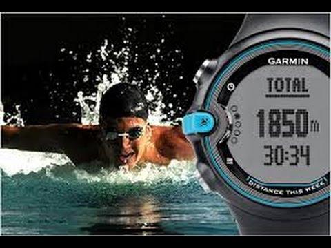 7fb87e6af88 Garmin Swim Watch - YouTube