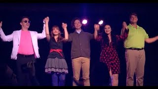 A Psycho Musical Cast - Working For The Weekend (Finale) (8/17)