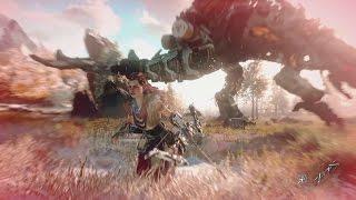 Horizon: Zero Dawn Official Trailer -  E3 2015