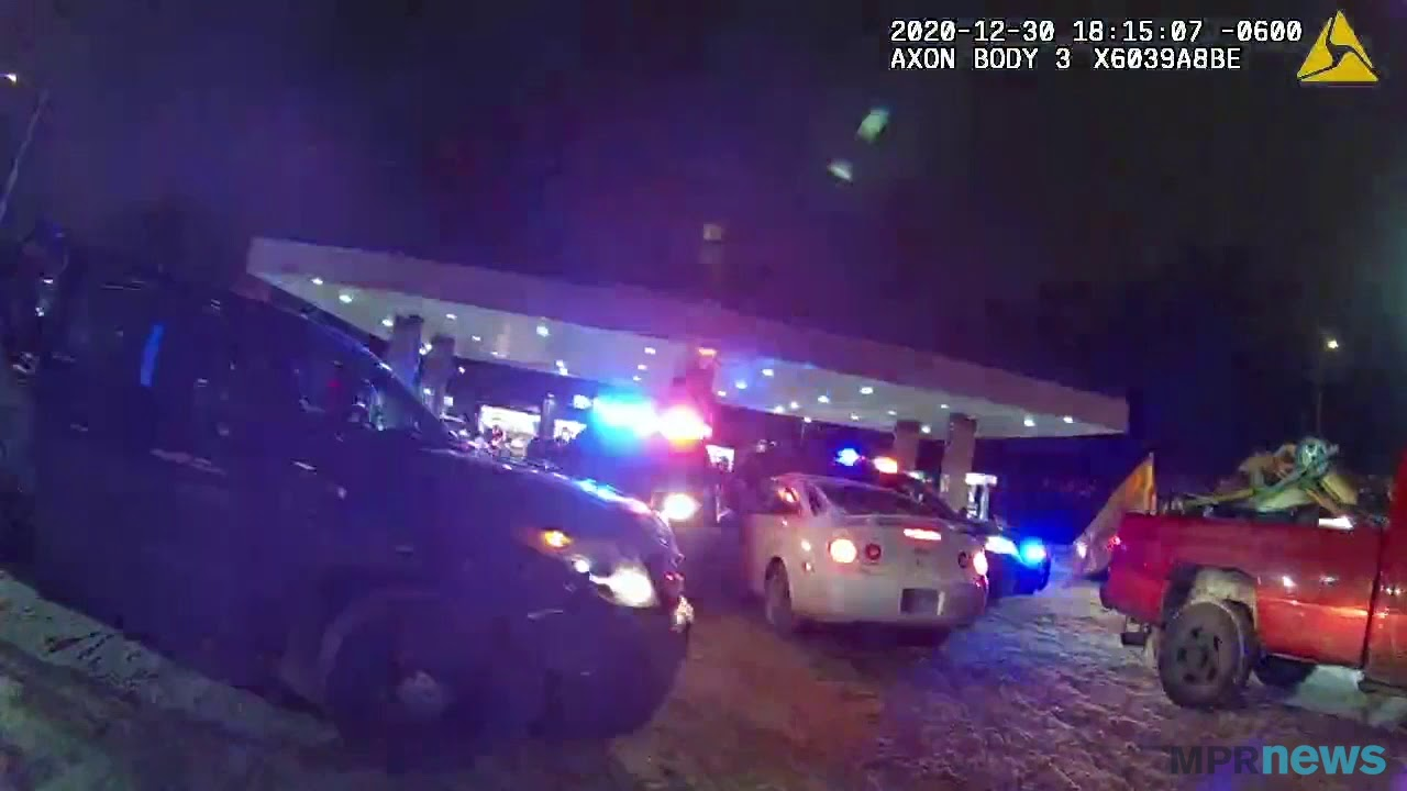 Minneapolis releases bodycam footage of a fatal police shooting – MPR News