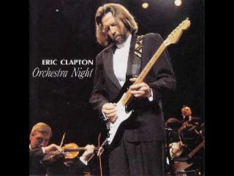 eric clapton orchestra night can 39 t find my way home live at the royal albert hall london uk. Black Bedroom Furniture Sets. Home Design Ideas
