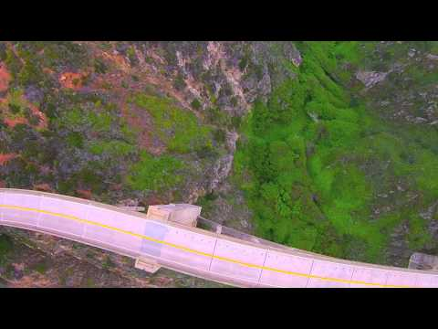Big Sur California - Drone 1080p-60 - Q500