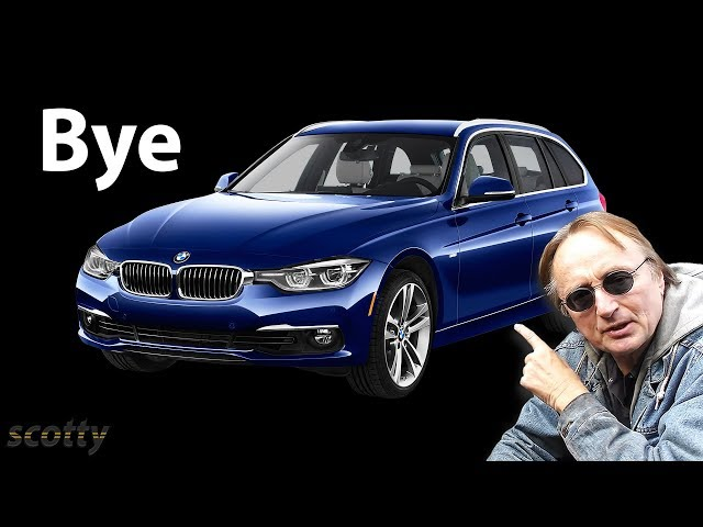 Breaking News: BMW Stops Selling Cars in America