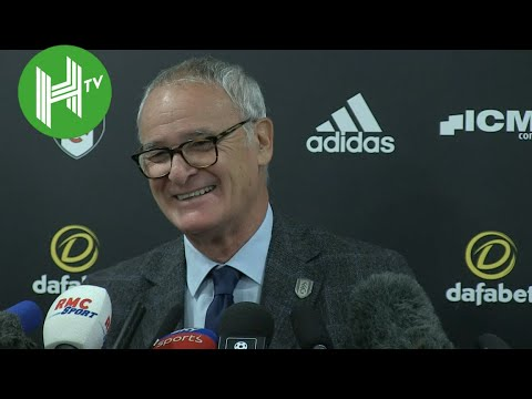 Claudio Ranieri: When I think of how many times I got that helicopter - it's unbelievable!