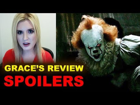 It Movie Review SPOILERS
