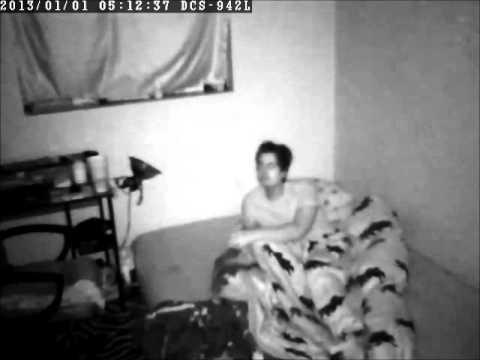 hypnopompic hallucination example #1 - YouTube