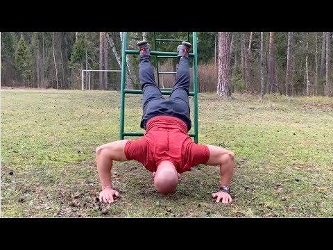 Лучшие упражнения вне спортзала. Тренировки в изоляции