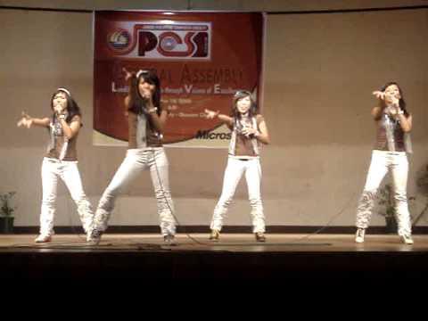 "JPCS-TIP-QC BEST Performance""CERCADO SISTERS"" Part  3"