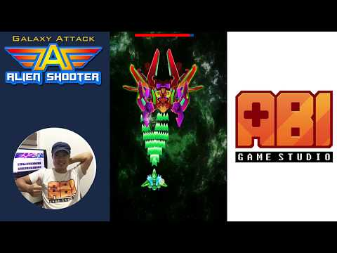 BOSS 15 Level 60 ALIEN SHOOTER Quick Tips | Version Update 2020 | Galaxy Attack | Space Game Mobile
