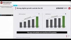 MoneyGram Reports Second Quarter 2019 Financial Results, MoneyGram to utilize Ripple's xRapid