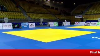 Junior European Judo Cup Gdynia 08.07.2018 tatami 2