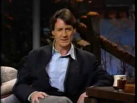 12141989 Tonight Display Johnny Carson Michael Palin & 12151987 Letterman Howard Cosell