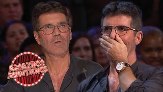 Most AMAZING Auditions That SHOCKED Simon Cowell And The Judges!   Amazing Auditions
