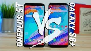 OnePlus 5T vs Galaxy S8/Plus: un confronto FILOSOFICO | ITA |TuttoAndroid