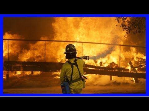 The Fox News - Southern california wildfires cause mass destruction, hurting families, economy