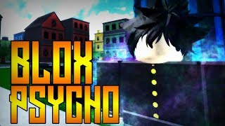 [WIP] New Mob Psycho Game | Blox Psycho | Roblox