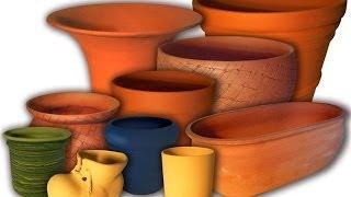 Керамику , делают так !!!(Кера́мика (др.-греч. κέραμος — глина) — изделия из неорганических материалов (например, глины) и их смесей..., 2014-01-20T13:30:03.000Z)